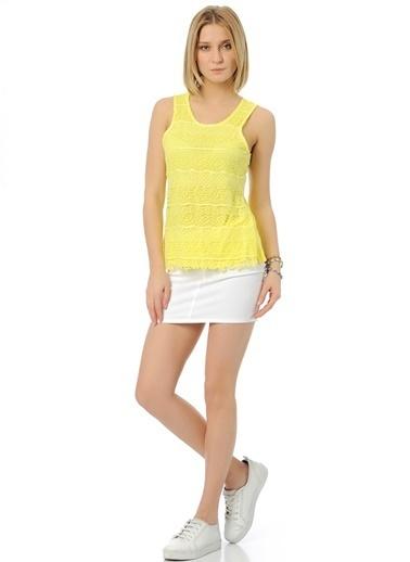 Fashion Friends Bluz Sarı